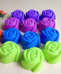 Keksiukų formelės Rožės