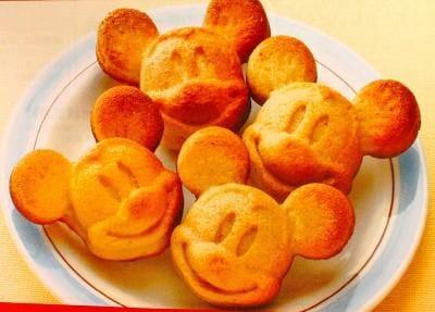 """Silikoninė forma """"Peliukas Mikis"""""""