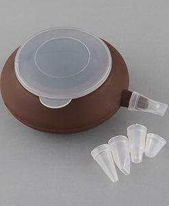 Matavimo indeliai – puodeliai (3 vnt)