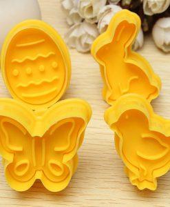 """Forma dekoravimo masei """"Du kiaušiniai"""""""